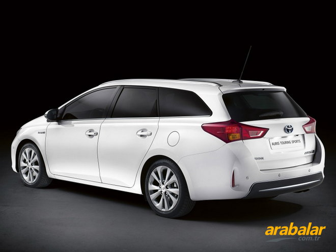 2014 Toyota Auris Touring Sports 1.6 Advance Skypack Multidrive S