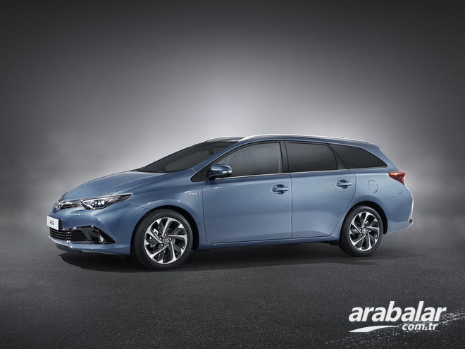 2015 Toyota Auris Touring Sports 1.4 D-4D Advance