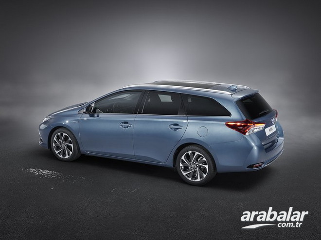 2016 Toyota Auris Touring Sports 1.4 D-4D Advance
