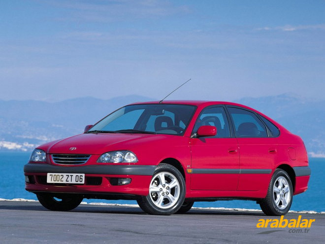 1998 Toyota Avensis HB 1.6 Linea Sol