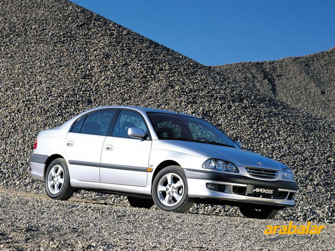 2000 Toyota Avensis 2.0 Sol Extra