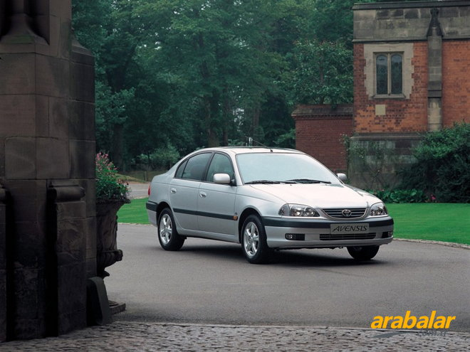 2002 Toyota Avensis 2.0 Sol
