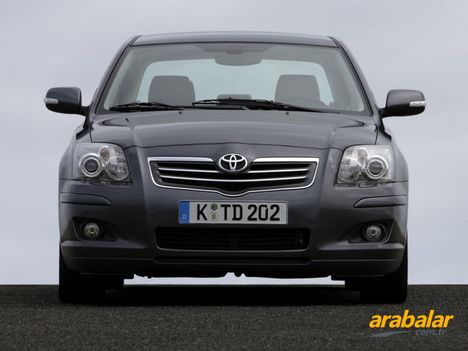 2008 Toyota Avensis 2.0 Sol
