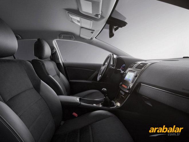 2013 toyota avensis 1.8 elegant extra multidrive s - arabalar.tr