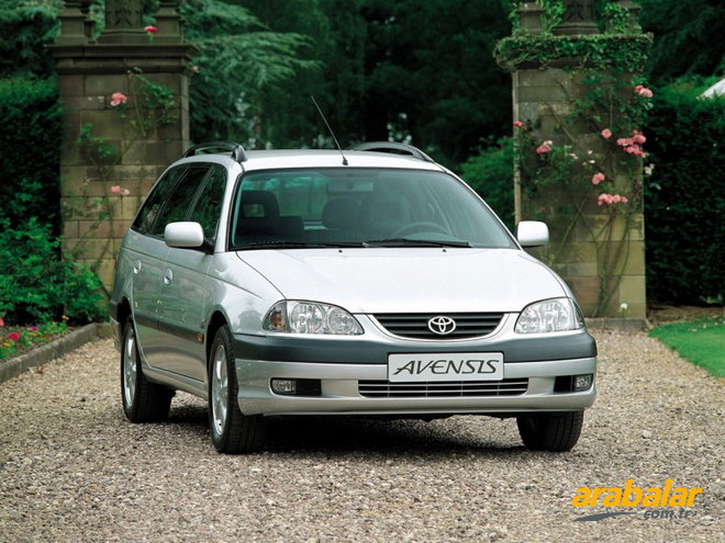 2002 Toyota Avensis SW 1.6 Linea Sol