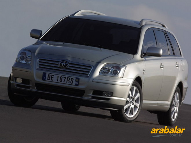 2003 Toyota Avensis SW 1.6 Linea Sol