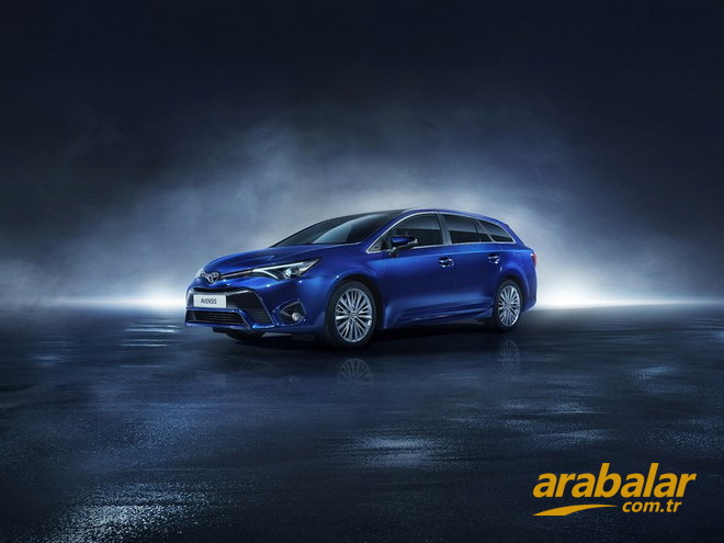 2015 Toyota Avensis Touring Sports 2.0 Premium Plus  Multidrive S