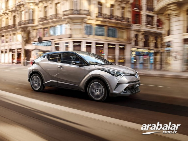 2016 Toyota C-HR 1.2 Dynamic