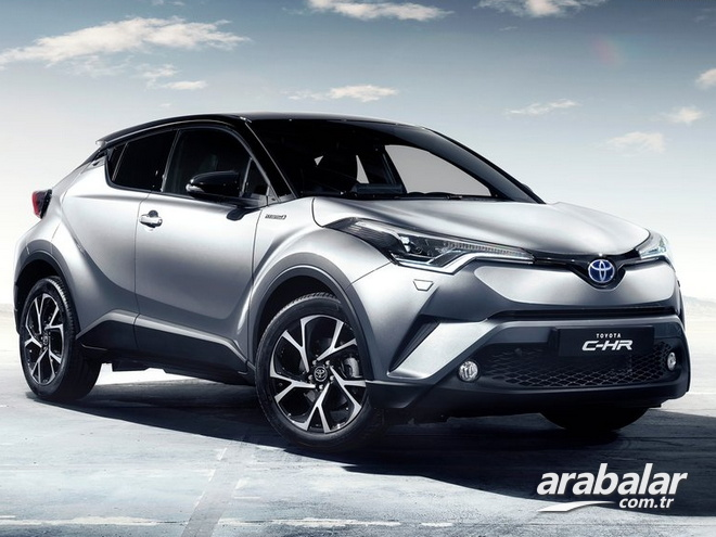 2017 Toyota C-HR 1.2 Advance