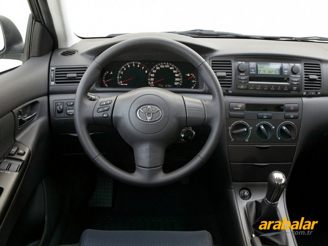 2006 Toyota Corolla HB 1.6 Terra Special