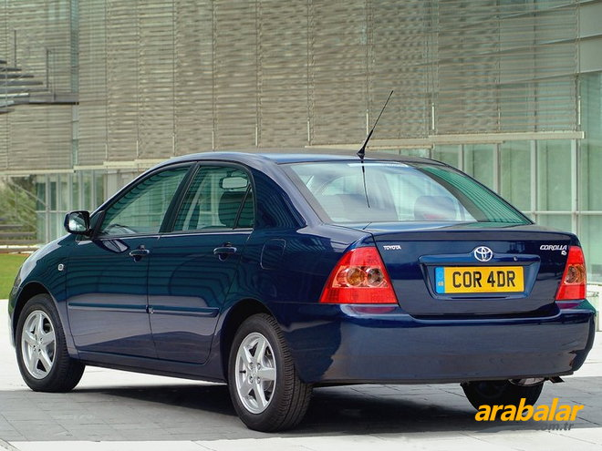 2005 Toyota Corolla 1.4 D-4D Sol Family