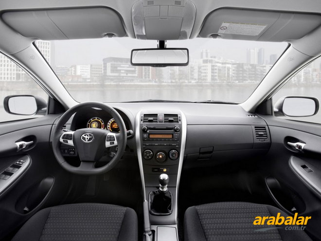 2011 Toyota Corolla 1.4 D-4D Comfort Extra MultiMode