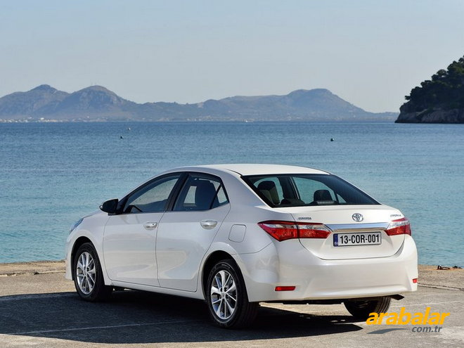 2014 Toyota Corolla 1.6 Advance Multidrive S