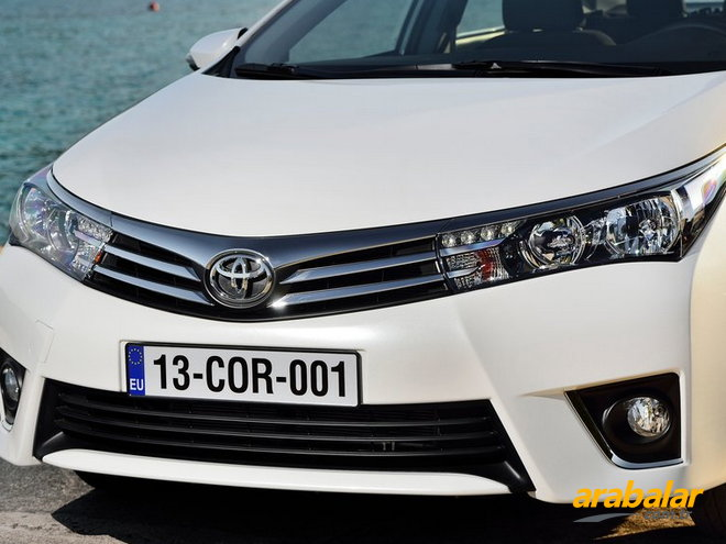 2016 Toyota Corolla 1.4 D-4D Advance Navigation Multimode