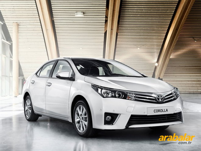 2015 Toyota Corolla 1.4 D-4D Advance Navigation Multimode