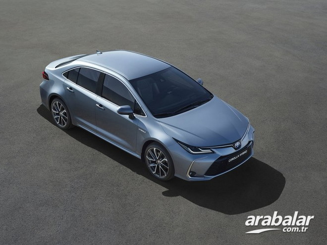 2019 Toyota Corolla 1.6 Dream Multidrive S