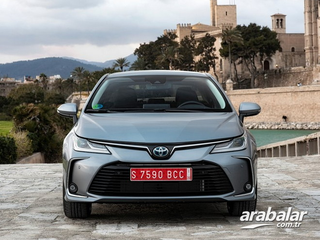 2021 Toyota Corolla 1.5 Dream Multidrive S
