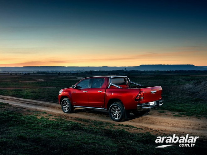 2017 Toyota Hilux 2.4 Active 4x4