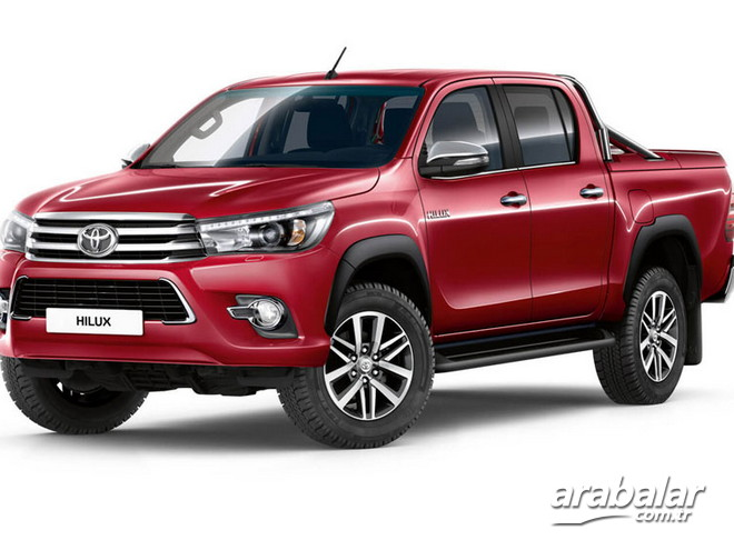 2018 Toyota Hilux 2.4 Adventure