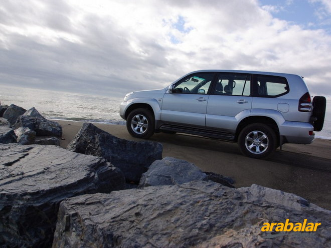 2007 Toyota Land Cruiser 4.2 D