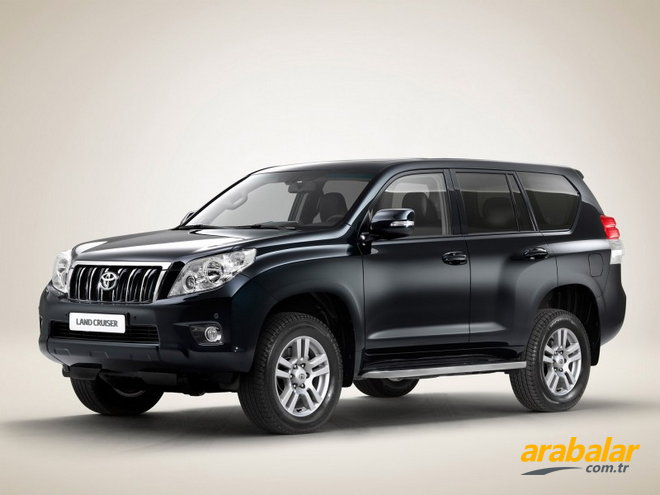 2010 Toyota Land Cruiser 4.7 V8