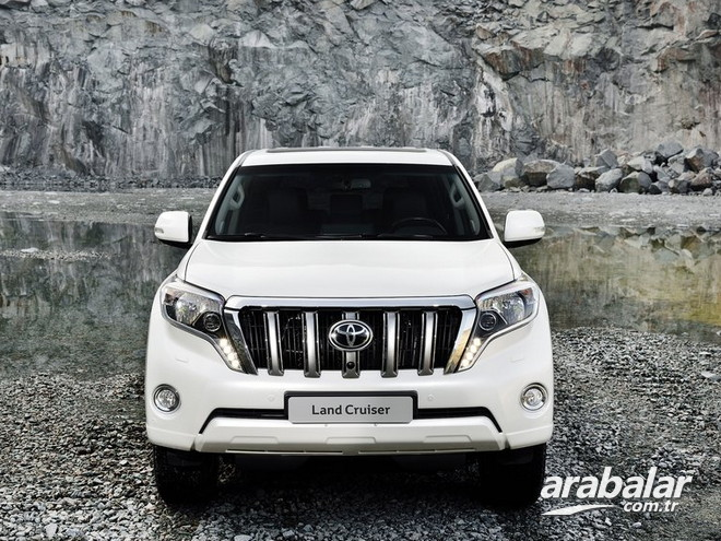 2016 Toyota Land Cruiser Prado 2.8 D4-D AT