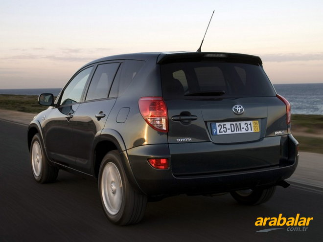 2008 Toyota RAV4 2.2 D-4D X Leather