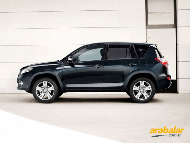 2011 Toyota RAV4 2.2 D-4D X Leather