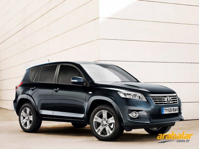 2012 Toyota RAV4 2.2 D-4D X Leather