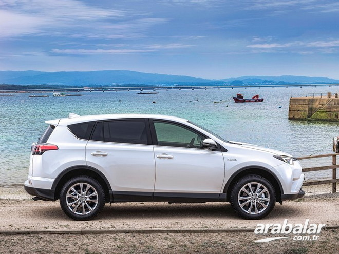 2016 Toyota RAV4 2.0 Advance Multidrive S 4x4