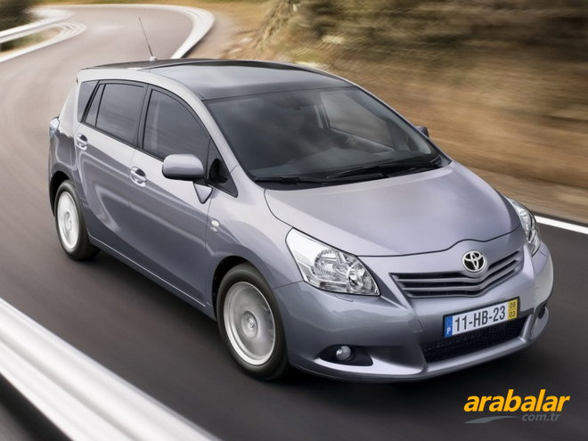 2011 Toyota Verso 1.6 Comfort Extra Touch