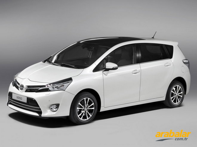 2017 Toyota Verso 1.6 D-4D Active