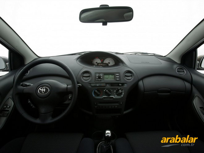 2005 Toyota Yaris 1.3 Terra Plus