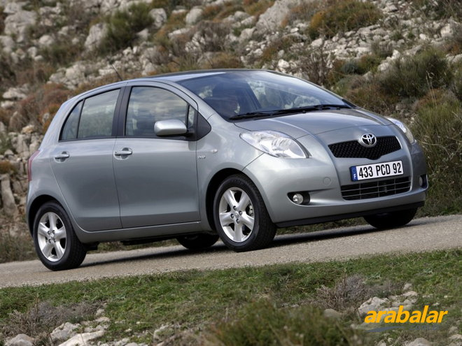 2011 Toyota Yaris 1.4 D-4D Fun MultiMode