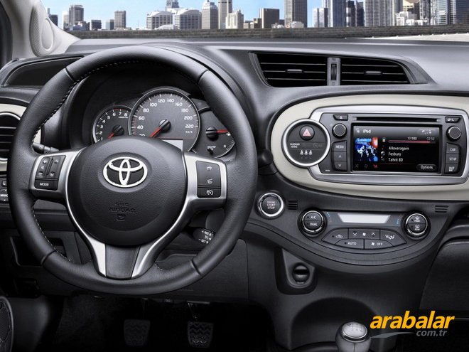 2012 Toyota Yaris 1.4 D-4D Executive MultiMode