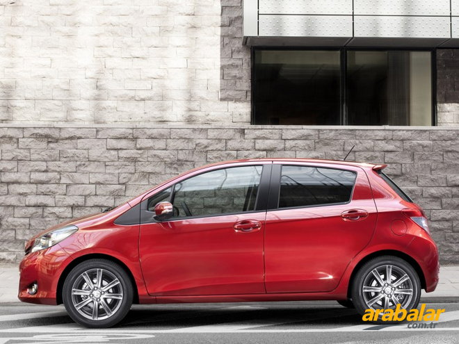 2012 Toyota Yaris 1.0 Active Design