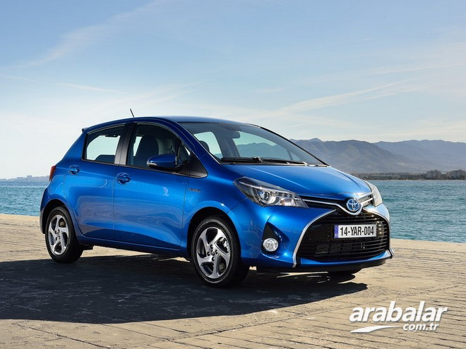 2014 Toyota Yaris 1.4 D-4D Executive MultiMode