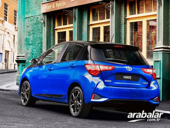 2018 Toyota Yaris 1.5 Style X-Trend MDs