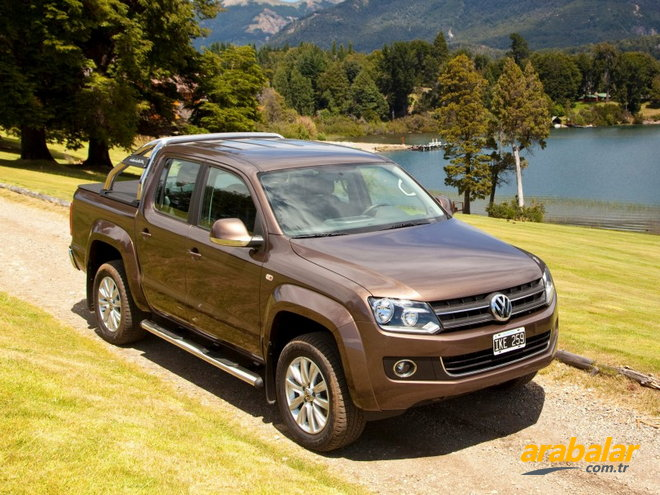 2016 Volkswagen Amarok 2.0 TDI Highline 4x2 140 PS