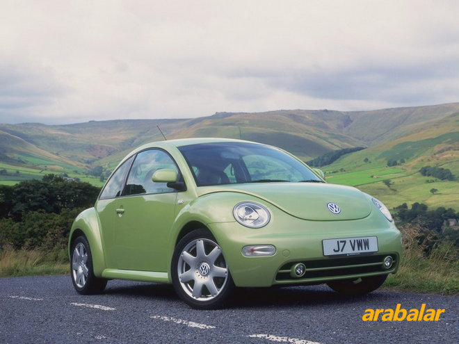 2001 Volkswagen Beetle 2.0 Diamond