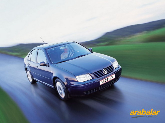 2000 Volkswagen Bora 2.8 4Motion V6 Highline