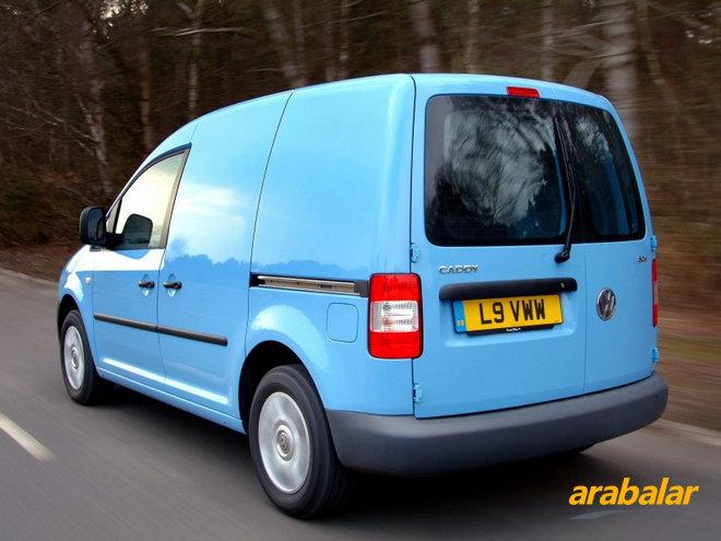 2010 volkswagen caddy 1.9 tdi life - arabalar.tr