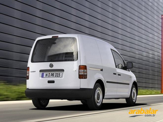 2014 Volkswagen Caddy Cross 1.6 TDI DSG