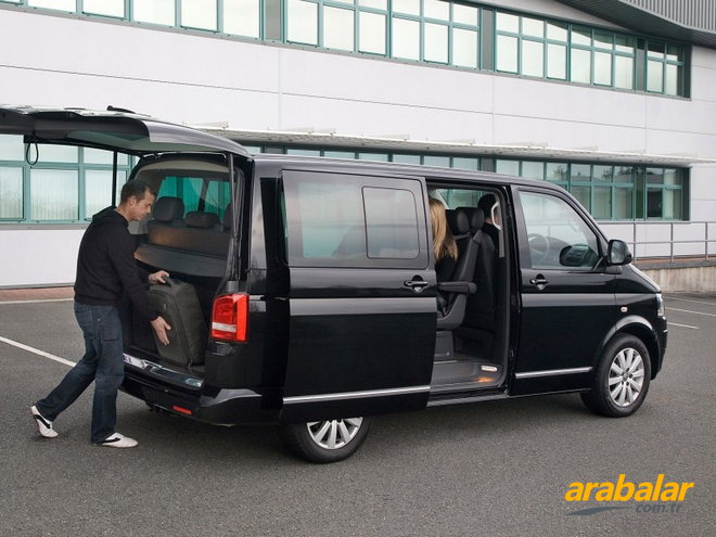 2014 volkswagen caravelle 2.0 tdi comfortline 140 ps - arabalar.tr