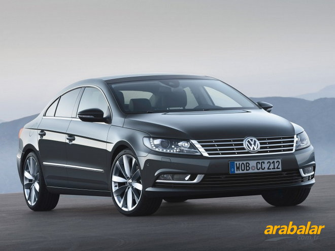 2015 Volkswagen CC 2.0 TDI Exclusive DSG 177 PS