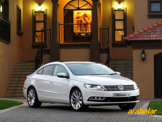 2015 Volkswagen CC 2.0 TDI Exclusive 184 PS DSG