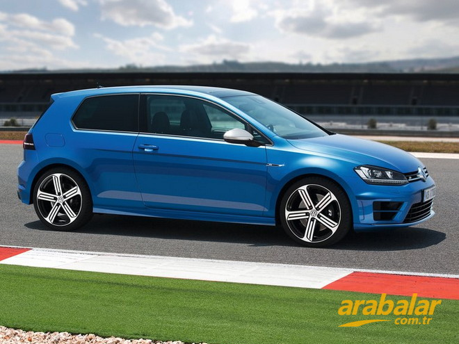 2015 Volkswagen Golf R 2.0 TSI 300 PS DSG