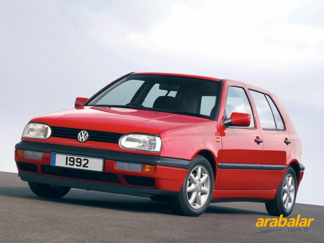 1997 Volkswagen Golf 3K 1.8 Highline