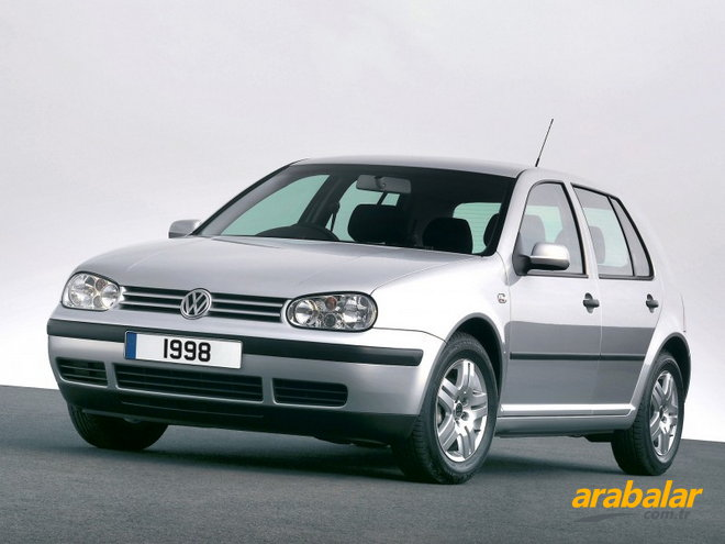 2000 Volkswagen Golf 1.6 Basic
