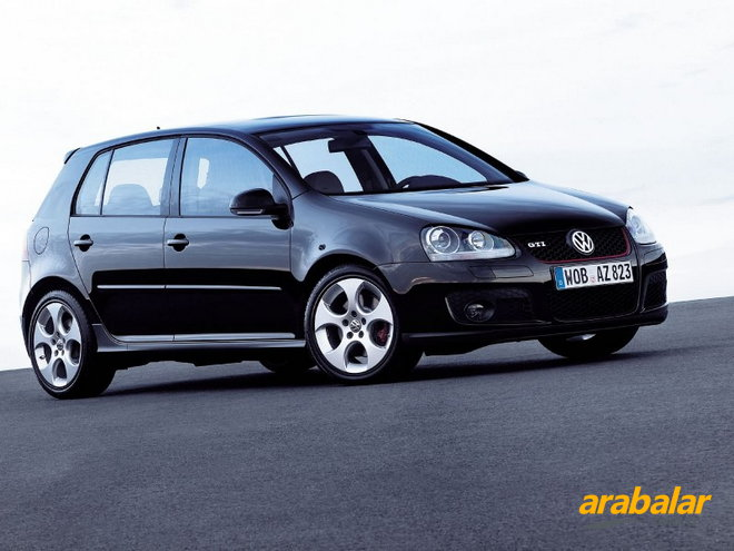 2004 Volkswagen Golf 2.0 GTI Turbo